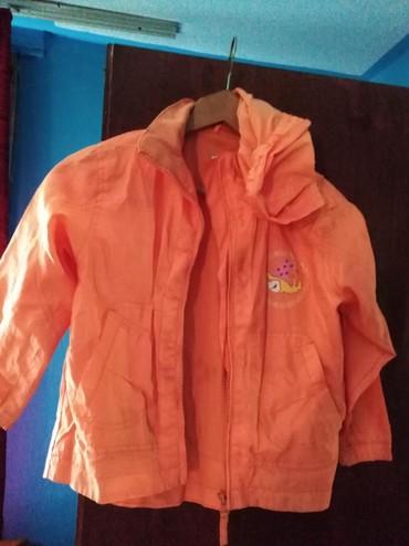 Dečije jakne i kaputi   Smederevska Palanka: Jakna vel 4 postavljena, odlicna