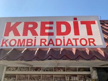 Bərdə şəhərində Kombi sistemlerin asan ve serfeli krediti bizde telesin endirimler var