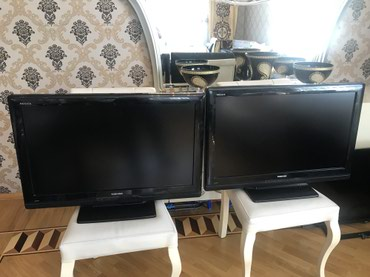 Bakı şəhərində 82 ekran Orginal toshiba televizorlari,cox ideal veziyyetde,teze kimi