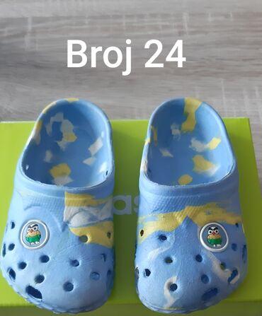 ������������������������������KaKaoTalk:za32���24������ ������������ ��� ������������ - Srbija: Gumene papuce broj 24