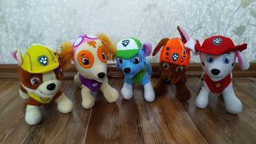 Игрушки - Бишкек: Продаю мягкие игрушки за всё