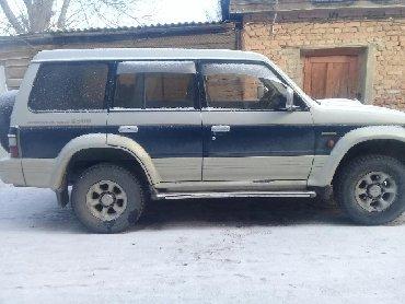 mitsubishi pajero 4 в Кыргызстан: Mitsubishi Pajero 1995