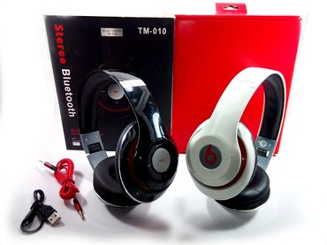 Beats studio by dr dre bluetooth stereo mp3 headset - Nis