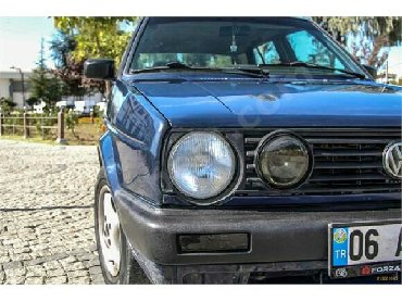 Used Cars - Greece: Volkswagen Golf 1.6 l. 1991 | 185000 km