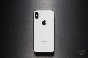 IPhone X | 64 GB | Boz (Space Gray) | Yeni | Zəmanət, Kredit, Sənədlərlə
