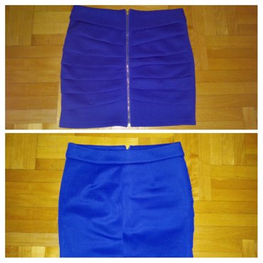 Suknja vel L. PO struka 40/44.iz uvoza. - Bajina Basta