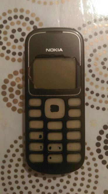 Bakı şəhərində Nokia 1280 işlemir. 10 manat xerci var. Ehtiyat hisse kimi de