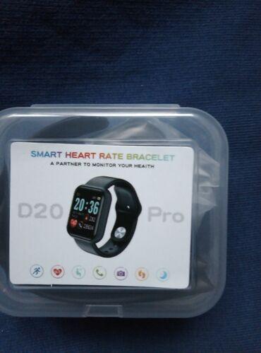 Pametni sat - Srbija: Smart sat nova pametna narukvica u svojoj originalnoj kutiji puni se u