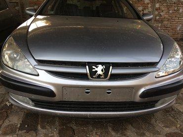 Peugeot 607 delovi - Beograd