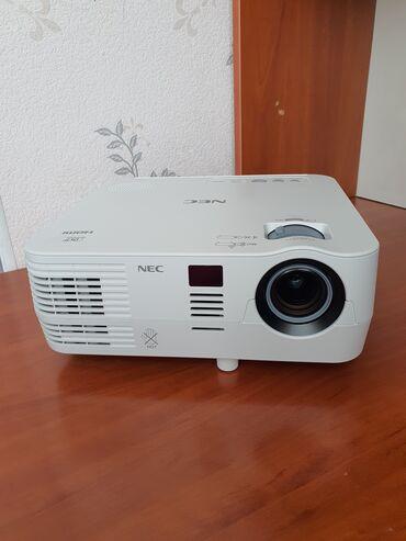 ТВ и видео - Кыргызстан: Продаю проектор NEC в отличном состоянии. Пользовались редко