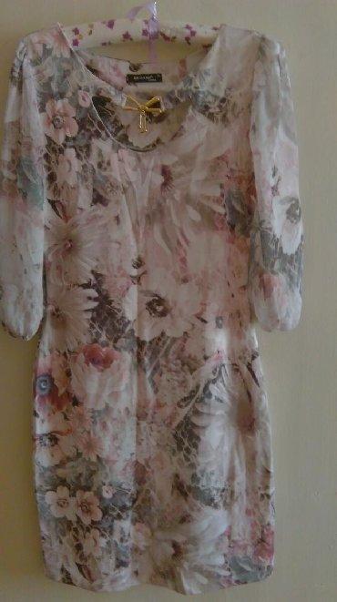 длинные платья из турции в Кыргызстан: Продаю нежное платье Regard (произ-во Турция) с шифоновыми рукавами