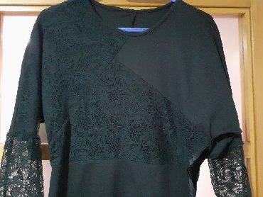 Vecernja-haljina - Srbija: Crna vecernja haljina