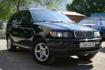 bmw 520 в Ак-Джол: BMW X5 3 л. 2003 | 339852 км