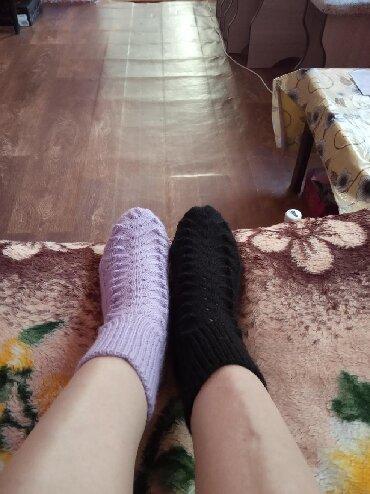 Вяжу носочки тапочки из любой пряжи