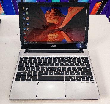 acer-aspire - Azərbaycan: Acer Aspire One 756 Cup: Intel Celeron 1007U (1500 МГц) Ram 4GB HDD 50