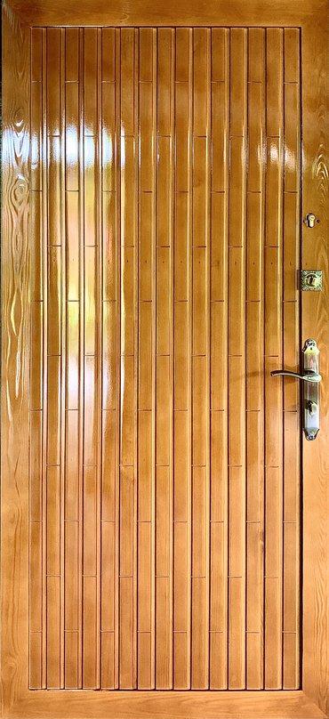 Двери бронированные наивысшего качества (макетный зал)Металл - 2мм