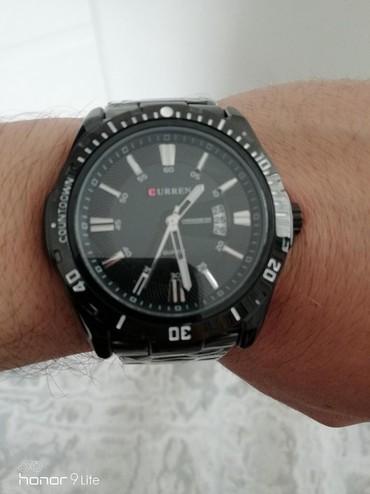 Qol saatları - Daşkəsən: Yapon firmasının istehsalıdır paslanmaz metaldır su keçirmir. Ayın