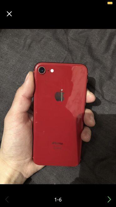 IPhone 8 | 64 ГБ | Красный | Б/У