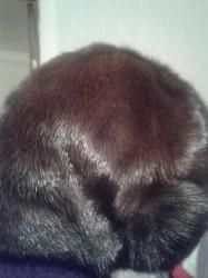 Головной-убор-норковые - Кыргызстан: Норковая шапка.состояние хорошее