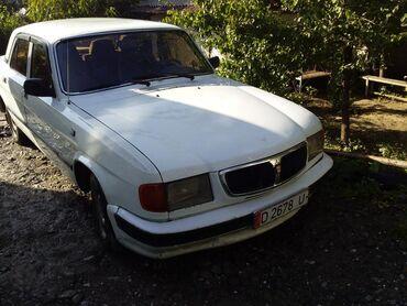 ГАЗ 3110 Volga 2.4 л. 1997