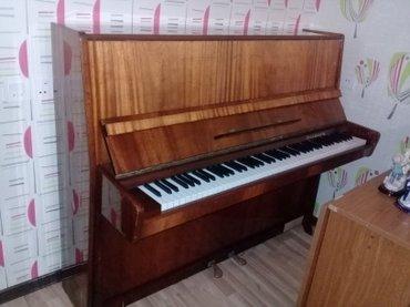 Bakı şəhərində Fantaziya piano