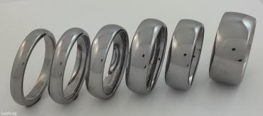 Обручальные кольца из вольфрама, в Бишкек