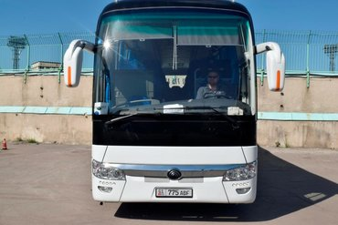 �������������������� 10 ������������ �������� �� �������������� в Кыргызстан: Продаю туристический автобус Ман Ютонг ZK6122H9 2017г.в 1 мест в