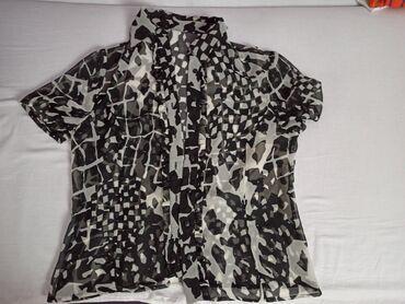 Providna ženska košulja kratkih rukava, veličine 44