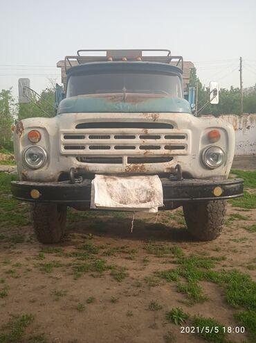 грузовики в Кыргызстан: Продаю ЗиЛ селхозник сомасвал мото́р Урал 375 мос гипоидный
