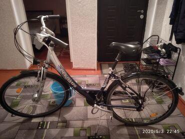 велосипед урал цена в Кыргызстан: Продаю велосипед немецкий
