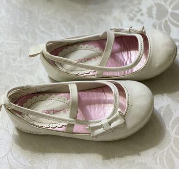 Детские обуви от фирмы Carter's. 1-3лет. Почти новые