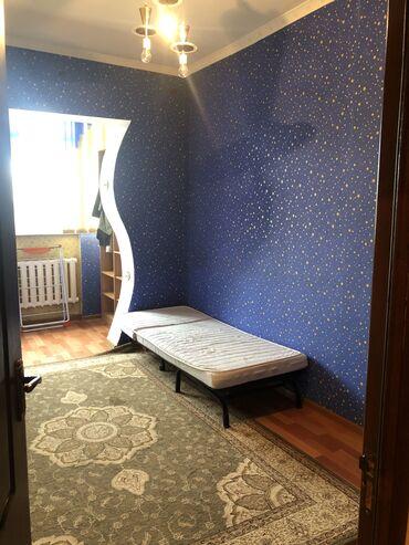 Долгосрочная аренда квартир - 3 комнаты - Бишкек: 3 комнаты, 73 кв. м С мебелью