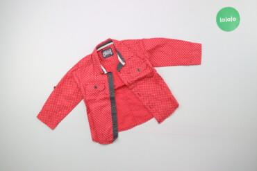 Дитяча сорочка з маленькими зірочками Mothercare, вік 1-1,5 р.    Довж