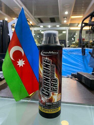 İdman qidaları Azərbaycanda: Carnitin pro liquid 500 ml piyyandirici #yagyandirici #ironmaxx
