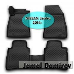 sentra - Azərbaycan: NISSAN Sentra 2014- üçün poliuretan ayaqaltilar NOVLİNEBundan başqa