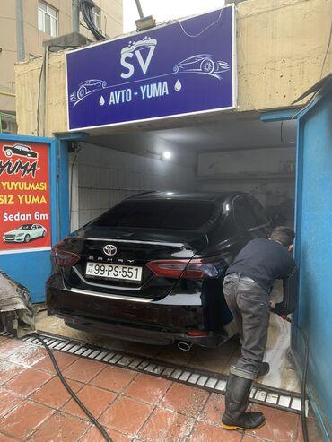 резина на авто в Азербайджан: Moykaya moysike komekci axtarilir maas 300 azn qabagdaki aylar maas