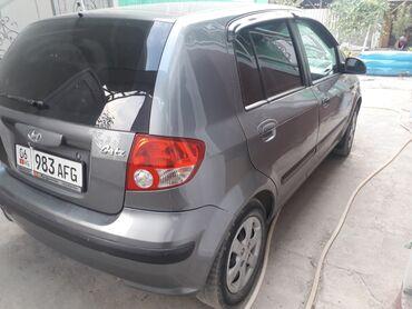 Hyundai Getz 1.4 л. 2004   335 км