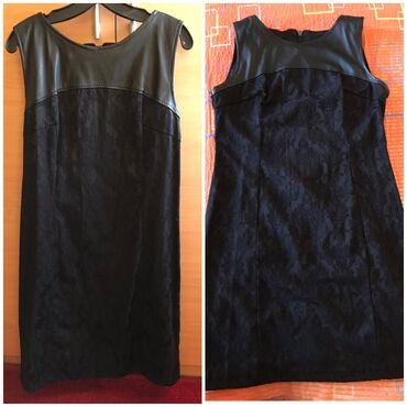 Prelepa LEGEND ORIGINAL crna haljina,nazad se zakopcava,ima cibzar