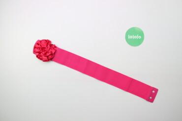 Жіночий пасок на резинці з квіткою Teria Yabar    Довжина: 66 см Ширин