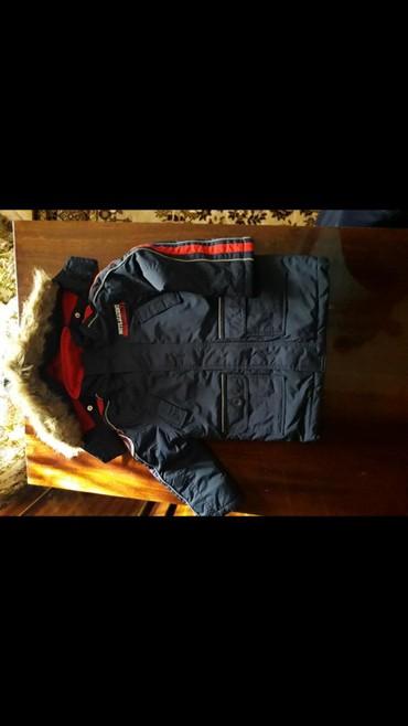 Üst geyimləri Azərbaycanda: Куртка на мальчика фирма Рalomino,рост 98 см. в идеальном состоянии