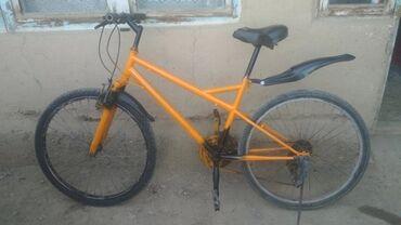 Спорт и хобби - Бакай-Ата: Продам Спортивный Велосипед цена 6000 тысяч состояние идеальное новый