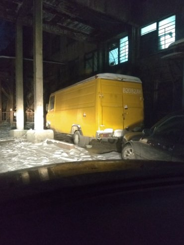 продаю гигант мерседес 508 ( почтовик), грузоподъёмность 2,5 тонн!!! д в Бишкек