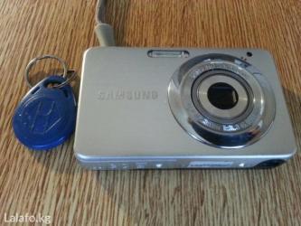 Компактная фотокамера. Samsungst30. Рабочий. Нахожусь в 6 микрорайне. в Лебединовка