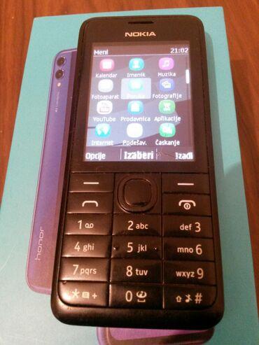 (PRODAT)Nokia 301.1 Sim-Free,radi na svim mrezama i potpuno ispravna