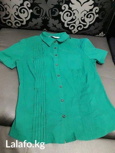 Блузка в хорошем состоянии размер l, 46-48 размер в Бишкек