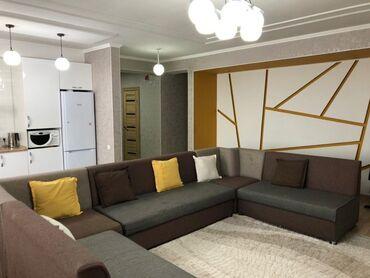 скупка мебели бу бишкек в Кыргызстан: Элитка, 4 комнаты, 110 кв. м Теплый пол, Бронированные двери, Видеонаблюдение