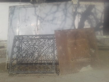 Строительство и ремонт в Шемахы: Wamaxi weheri poliklinikanin yaninda cox tecili olaraq Demir darvaza