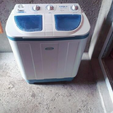 - Azərbaycan: Vertical Yarımavtomat Washing Machine Electrolux 7 kq