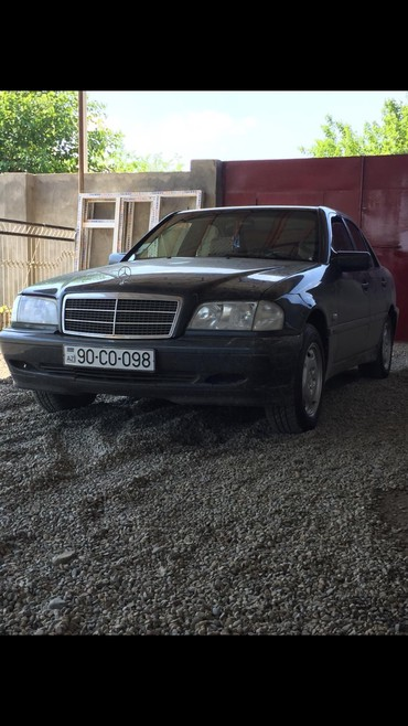 Bakı şəhərində Mercedes-Benz C 180 1998