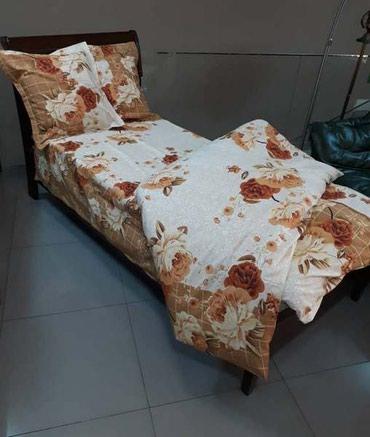 Постельное белье (сатин) на кровать 90 см. в Бишкек